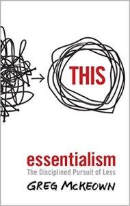 "Greg McKeown ""The Disziplined Pursuit of Less"""
