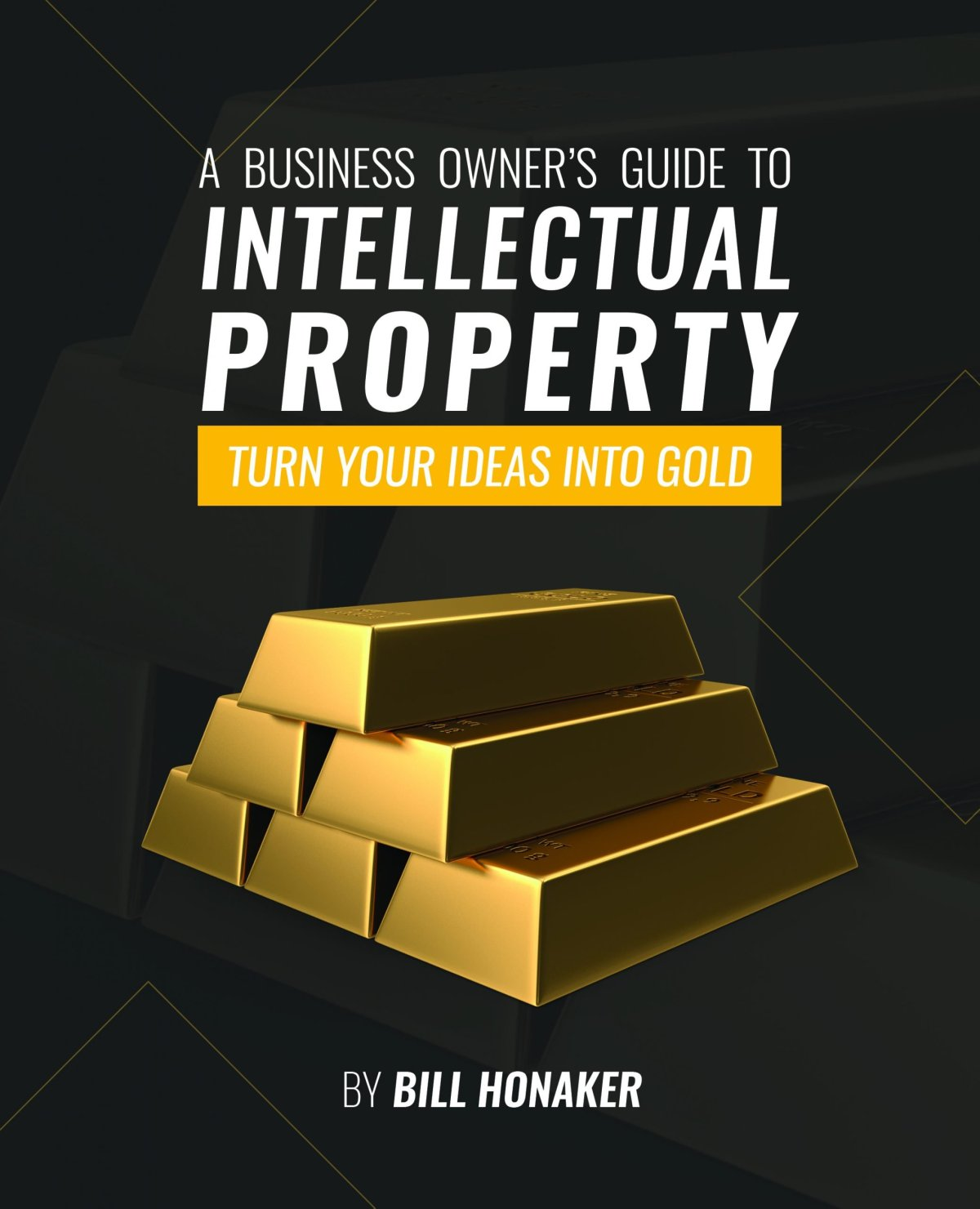 Turn Your Ideas Into Gold book cover