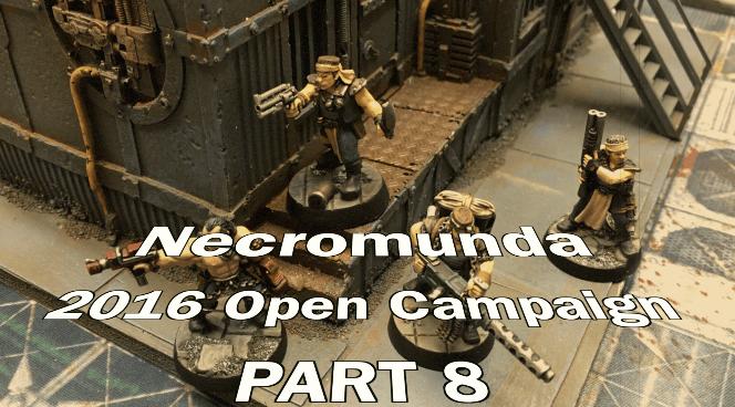 Battle Report – Necromunda – Throwback Thursdays Ep 63