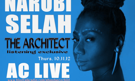 AC LIVE:Preview:The Architect:Sacred Geometry:Narubi Selah by The Abundance Network