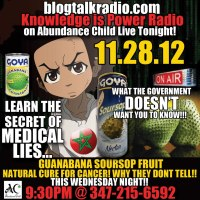 8pm:Drop Squad Kitchen: 9pm Knowledge is Power Radio