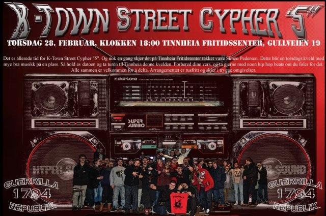 STREET CYPHER 5