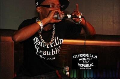 GUERRILLA REPUBLIK , G-REP! G-REP! : BY 4-IZE