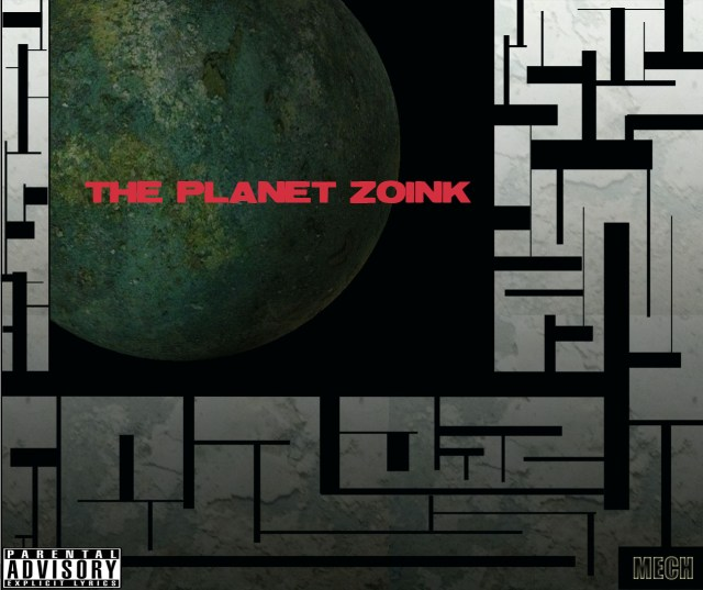 P ZOINK COVER (MAZE VERSION