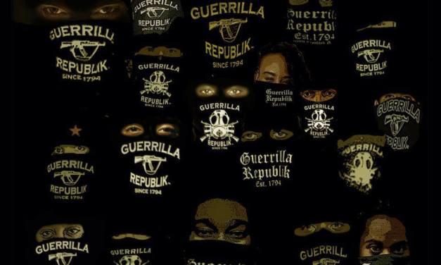 GUERRILLA REPUBLIK PRESENTS: INVISIBLE ARMY RISE OF THE REALIST VOL 1