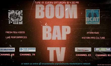 Boom Bap TV Episode 1 Season 1
