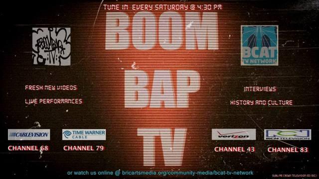 boom bap tv