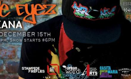 """"""" NATIVE EYEZ """" 12/15/13 AT THE BRONX MUSEUM OF THE ARTS"""