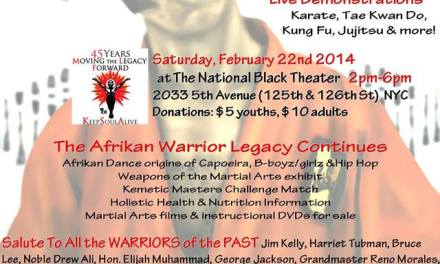 Federation For The Preservation of Hip-Hop Culture & Shaka-Jutsu Ninperu Warrior Academy Presents its 12th Annual KEMETIK MASTERS OF THE MARTIAL- ARTS