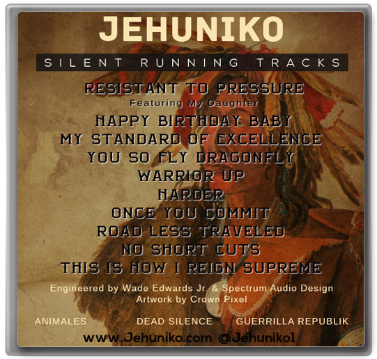 Jehuniko_Silent Running_ Back Cover