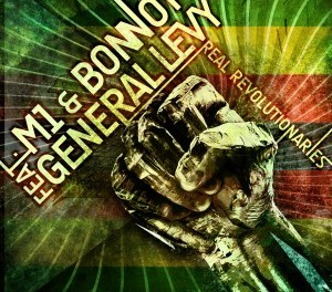 """AP2P (M-1 and Bonnot) – """"Real Revolutionaries"""" feat. General Levy and Paolo Fresu"""
