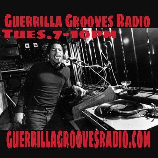 Guerrilla grooves radio live hip hop funk breaks for Classic house grooves dope jams nyc