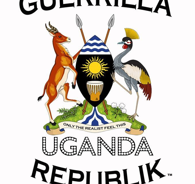 Black MC ft J O 12 ( GUERRILLA REPUBLIK UGANDA )
