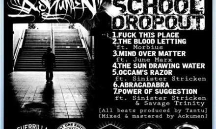 MYSTERY SCHOOL DROPOUT ~ ACKUMEN