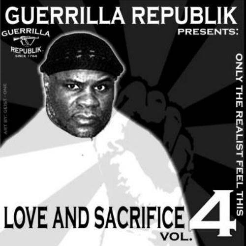 GUERRILLA REPUBLIK LOVE AND SACRIFICE – VOLUME 4 ( THE LARRY DAVIS EDITION )
