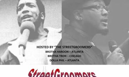 BUILDING UNITY IN OUR COMMUNITIES IN CHICAGO WITH FRED HAMPTON JR ( STREET GROOMERS COMMUNITY FORUM ) SEPT 19