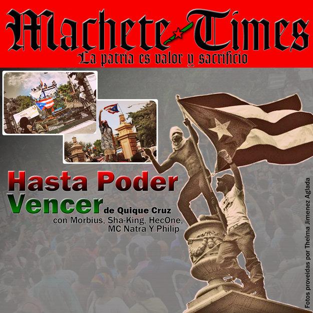 Hasta Poder Vencer (extended) FT QuiQue Cruz, MoRbIuS, Sha-King, HecOne, MC Natra, Philip