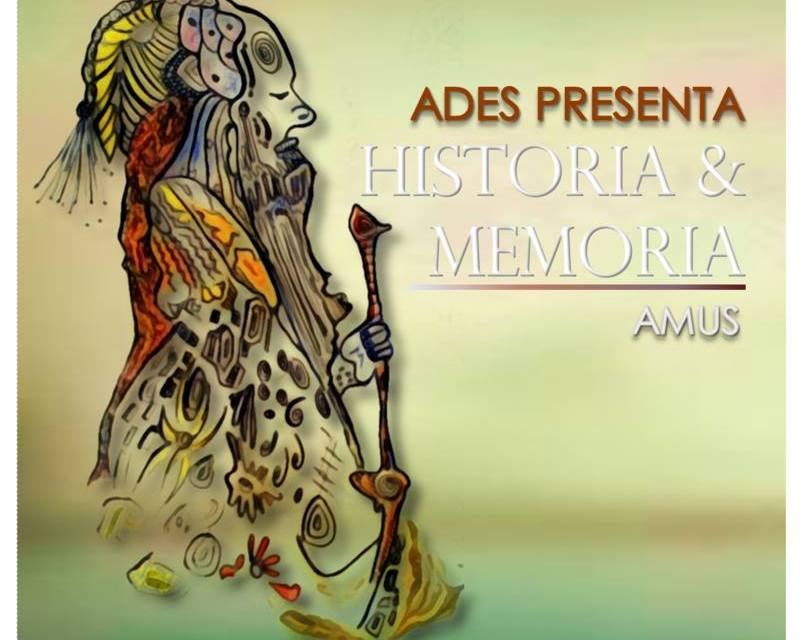 ADES PRESENTA : HISTORIA & MEMORIA ~ AMUS ( GUERRILLA REPUBLIK VENEZUELA )