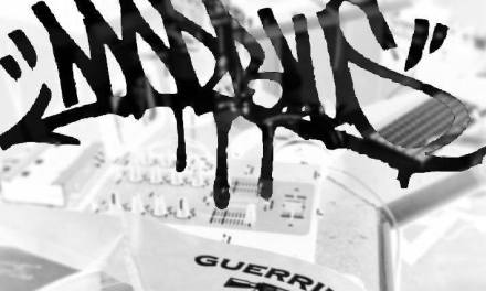 MORBIUS – My Knowledge Is Up! (GUERRILLA REPUBLIK EDTION)
