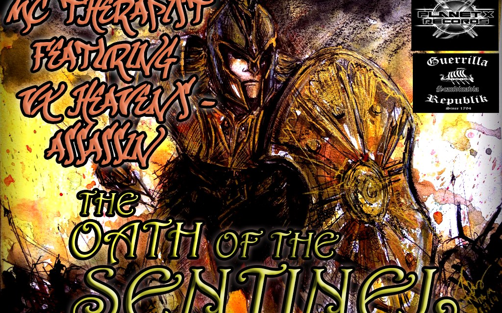 Oath of the Sentinel (Official Music Video) (MC Therapist feat. VX; Heaven's Assassin) (PXR)