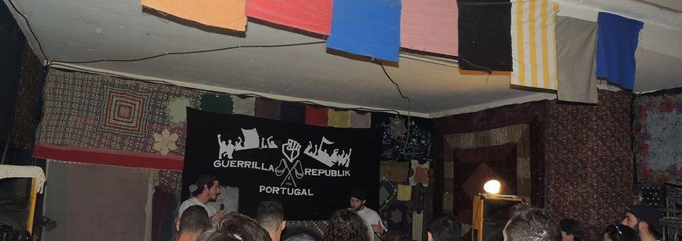 GUERRILLA REPUBLIK PORTUGAL DIA DE RAP