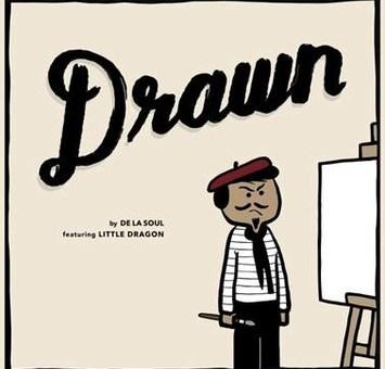 De La Soul – Drawn ft. Little Dragon