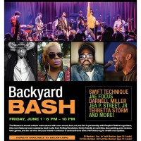 BACKYARD BASH JUNE 1ST AT THE DELAWARE ART MUSEUM