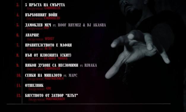 ОДРАНАТА ИСТИНА [Full Album 2019] BY АБСТАКТ GUERRILLA REPUBLIK BULGARIA