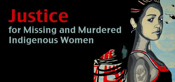 OUR NATIVE WOMEN ARE BEING KILLED AND ABDUCTED 10 TIMES MORE THEN THE NATIONAL RATE