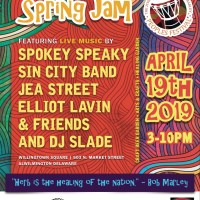 PEOPLE'S FESTIVAL SPRING JAM : 4/20 CELEBRATION ON APRIL 19, ON MARKET STREET