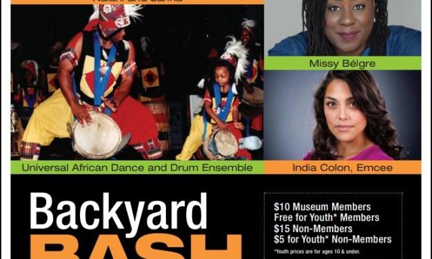 THE DELAWARE ART MUSEUM PRESENTS : BACKYARD BASH 5/31/19