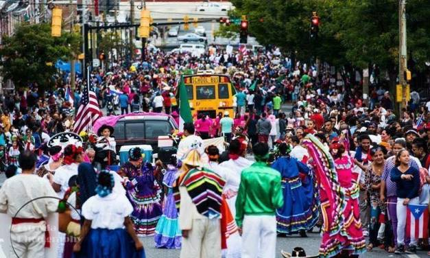 NUESTRAS RAICES PRESENTS : THE 43RD ANNUAL WILMINGTON HISPANIC PARADE N FESTIVAL
