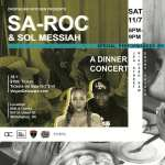 DROPSQUAD KITCHEN PRESENTS SA-ROC & SOL MESSIAH 11/7/2020