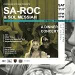 DROPSQUAD KITCHEN PRESENTS SA-ROC & SOL MESSIAH 11/7/2020