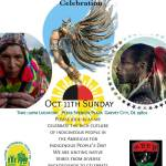 INDIGENOUS PEOPLE'S DAY CEREMONIAL