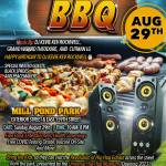 4th ANNUAL FAMILY BBQ AUG 29TH IN THE BRONX