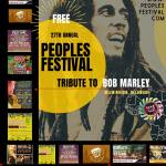 27th ANNUAL PEOPLES FESTIVAL : TRIBUTE TO BOB MARLEY