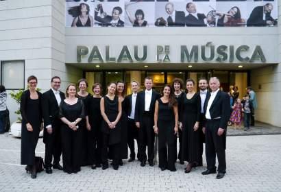 Gürzenich Kammerorchester Köln 2016 in Valencia