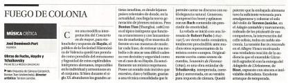 Presse Valencia original-spanisch Oktober 2016