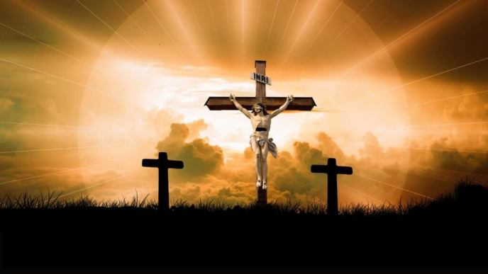 Crucified with Jesus
