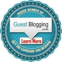Proud Member of GuestBlogging.com
