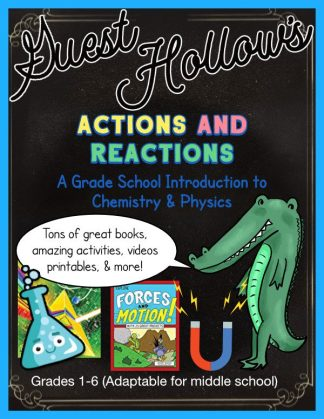 Actions and Reactions Curriculum - Science and Physics