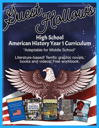 Guest Hollow's American History Curriculum Year 1