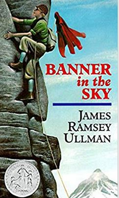 Banner in the Sky book