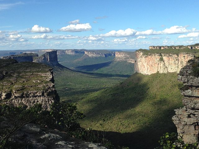 Chapada Diamantina region in the northeast