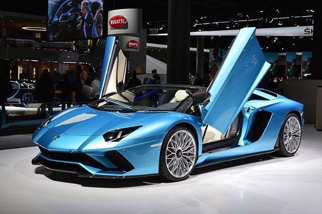 Italian automobiles like Lamborghini, Ferrari, Fiat, Maserati, etc.