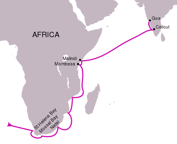 Vasco de Gama was a Portuguese explorer and the first European to reach India by the ocean.