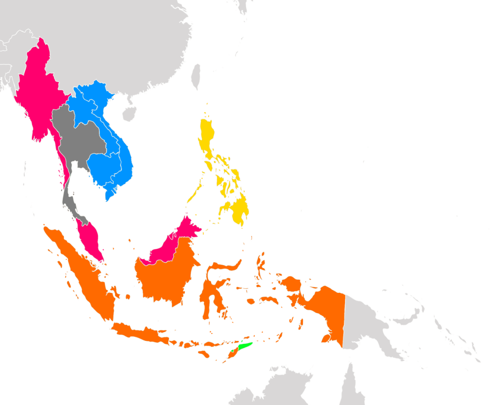 European colonisation of Southeast Asia