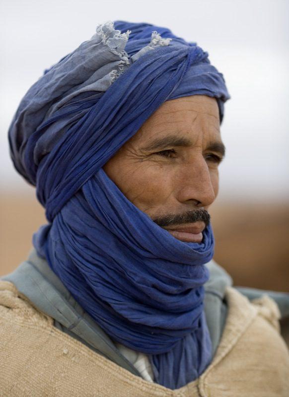 Nomadic Berber man