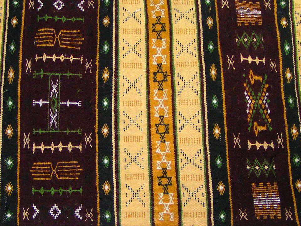 Berber carpet